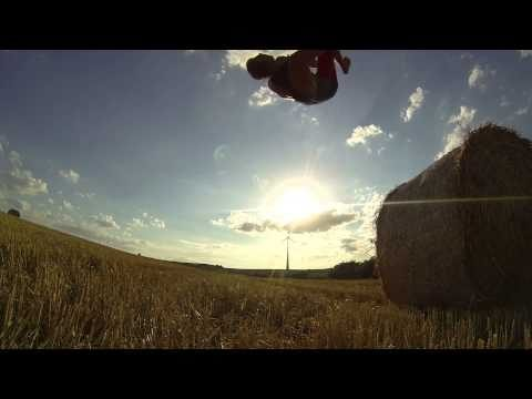 Freerunning: Summer memories.